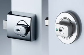 Asse Abloy by Saddingtons