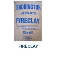 Air Separated Fireclay