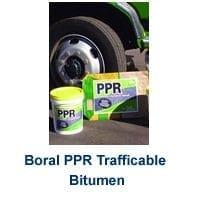 Boral PPR Trafficable Bitumen