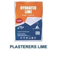 Plasterers Lime