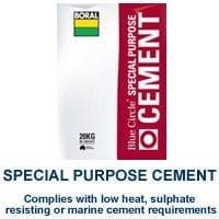 Special Purpose Cement