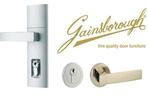 Gainsborough Product Fine Quality Door Furniture