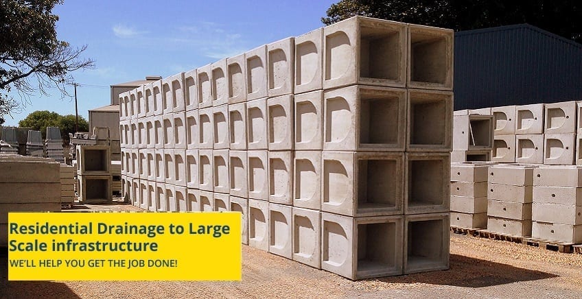 Precast Concrete Pits in Newcastle NSW