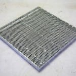 Heel Prof Square Grate Supplied By Saddingtons in Maitland NSW