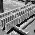 Tranch Grate Frame: Saddingtons Building Supplies