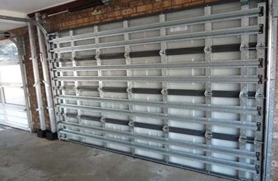 Sectional Garage Panel Doors In Newcastle Saddingtons