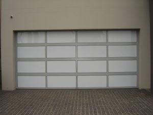 Sample Garage Door