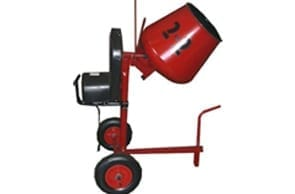 Cement Mixes Easymix supplied by Saddingtons