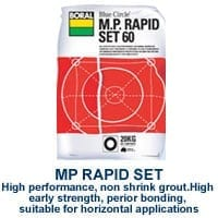 MP Rapid Set 60