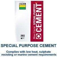 Special Purpose Cement