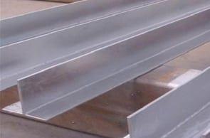Galvanised T-bars