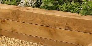 Treated Timber & Sleepers