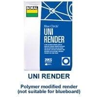 Uni Render Polymer Modifier Render