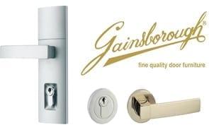 Gainsborough Product Fine Quality Door Furniture