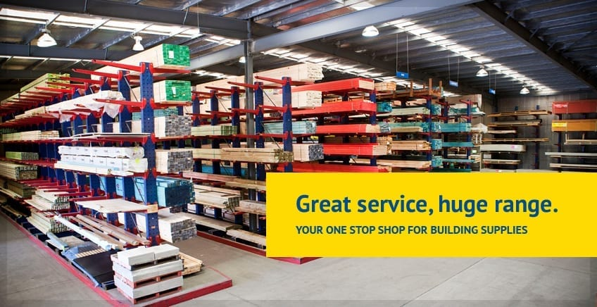 Building Supplies Newcastle, Lake Macquarie & Hunter One Stop Shop