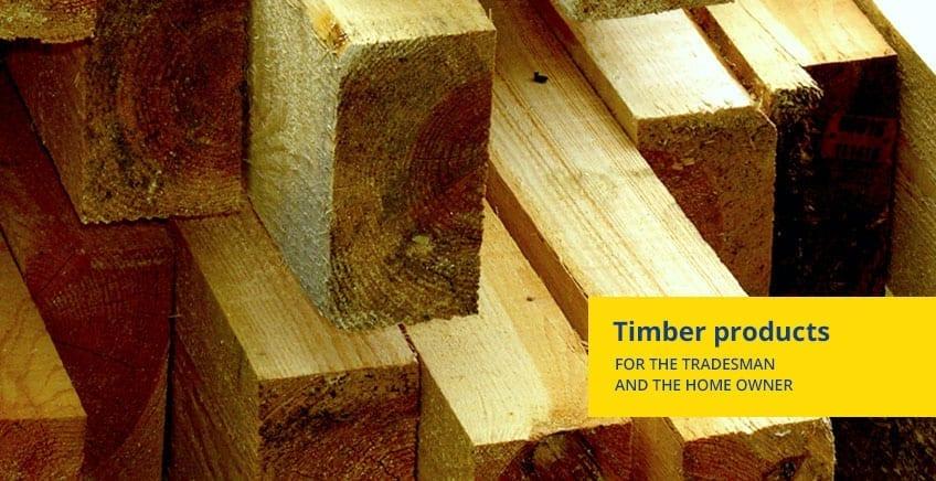 Timber Landing Banner