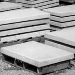 Preform Concrete Slabs supplied by Saddingtons