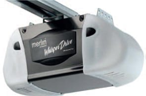 Merlin Whisper Drive Sectional Door Opener