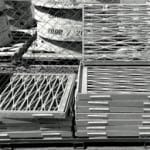 Diamond Grates and Frames from Saddingtons Building Supplies in Newcastle