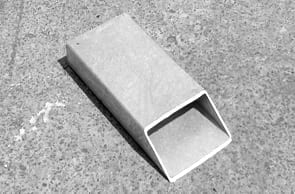 Kerb WeepHole Supplied by Saddingtons Building Supplies in Newcastle NSW