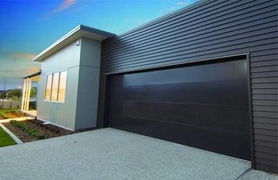 b&d garage doors review