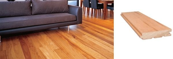 Boral Solid Strip Flooring