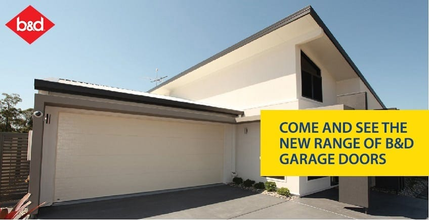 Range B D Garage Doors