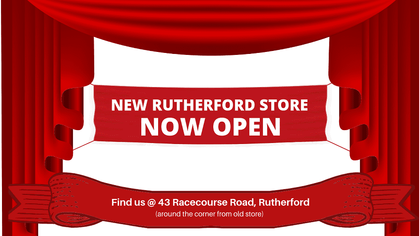 Rutherford Store banner